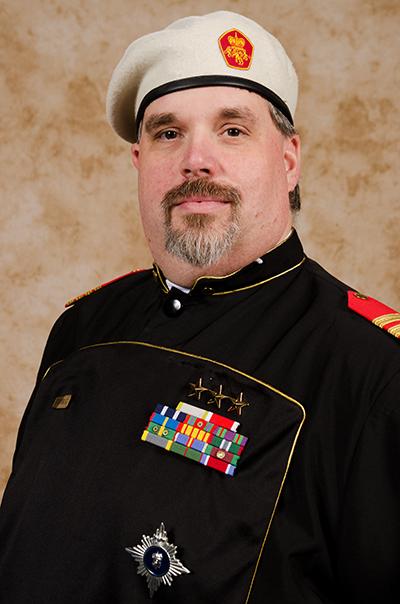 Captain, SG Geoffrey Strayer