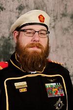 Commodore Justin Dupras