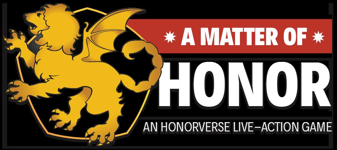 A Matter of Honor Logo